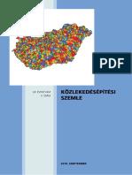 Az Alginit, Mint Ásványbányászati Nyersanyag Földrajzi Jellemzése - Szörényi Nóra - VÉGLEGES