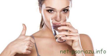 Nátrium-tioszulfát psoriasis kezelésére