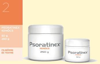 Psoriasis kenőcs: a népszerű gyógyszerek áttekintése - Készítmények