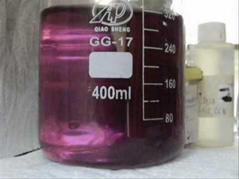 pikkelysömör kezelése réz- szulfáttal és kálium- permanganáttal